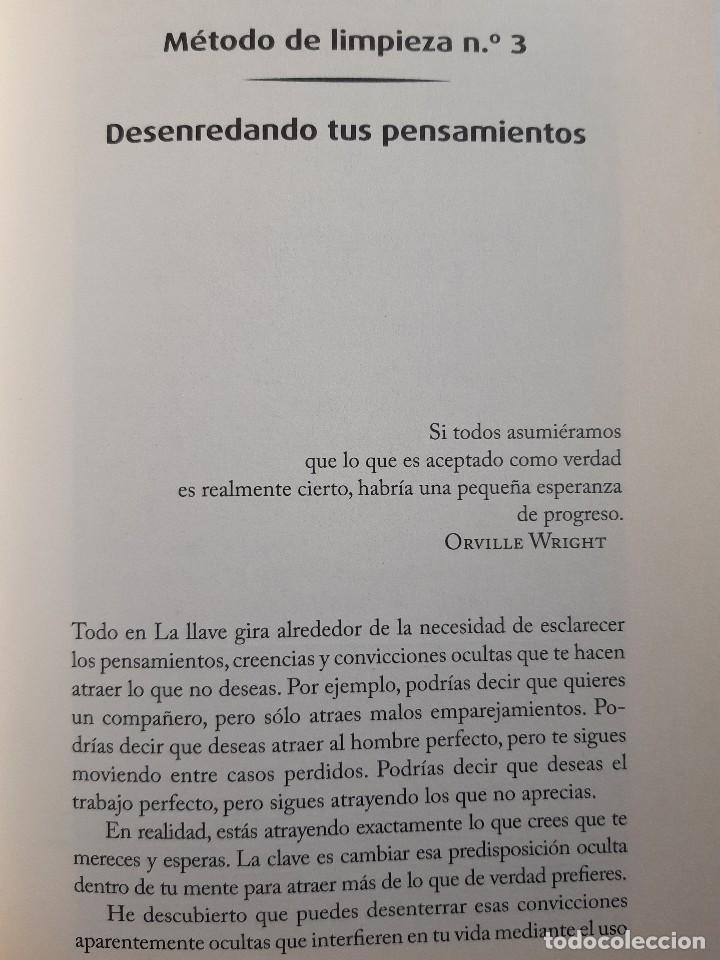 Libros de segunda mano: LA LLAVE EL SECRETO PERDIDO PARA ATRAER TODO LO QUE DESEAS JOE VITALE GRANICA 2008 - Foto 30 - 243304240