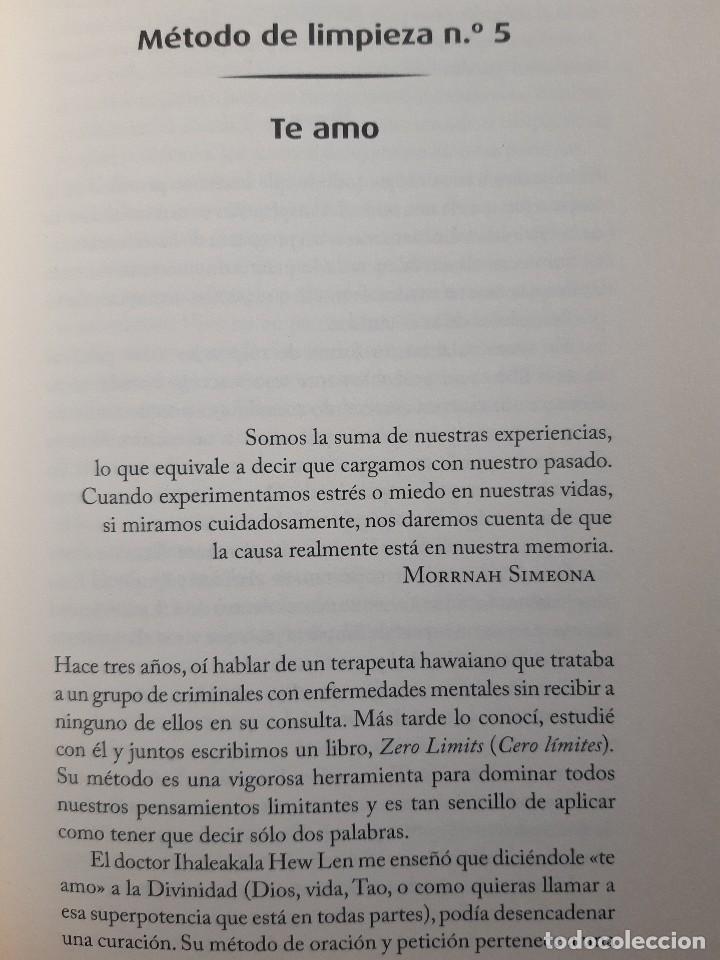 Libros de segunda mano: LA LLAVE EL SECRETO PERDIDO PARA ATRAER TODO LO QUE DESEAS JOE VITALE GRANICA 2008 - Foto 32 - 243304240