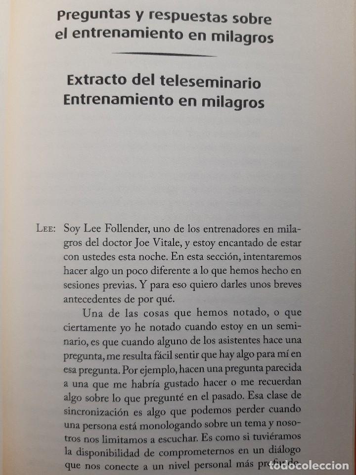 Libros de segunda mano: LA LLAVE EL SECRETO PERDIDO PARA ATRAER TODO LO QUE DESEAS JOE VITALE GRANICA 2008 - Foto 38 - 243304240