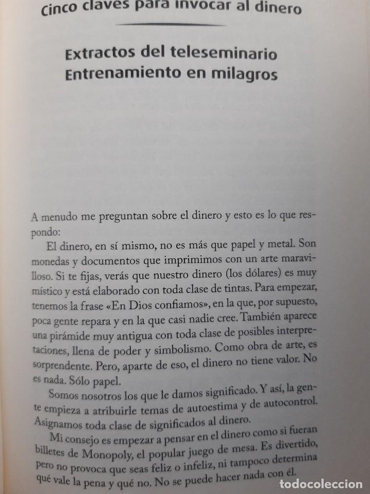 Libros de segunda mano: LA LLAVE EL SECRETO PERDIDO PARA ATRAER TODO LO QUE DESEAS JOE VITALE GRANICA 2008 - Foto 39 - 243304240