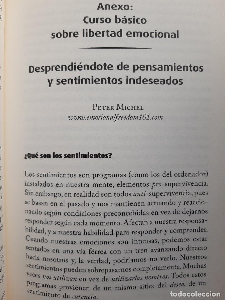 Libros de segunda mano: LA LLAVE EL SECRETO PERDIDO PARA ATRAER TODO LO QUE DESEAS JOE VITALE GRANICA 2008 - Foto 41 - 243304240