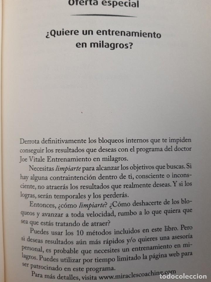 Libros de segunda mano: LA LLAVE EL SECRETO PERDIDO PARA ATRAER TODO LO QUE DESEAS JOE VITALE GRANICA 2008 - Foto 43 - 243304240