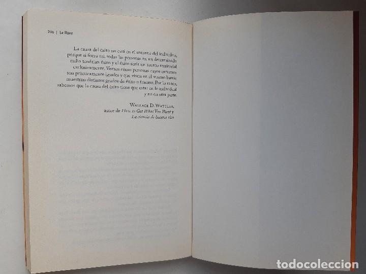 Libros de segunda mano: LA LLAVE EL SECRETO PERDIDO PARA ATRAER TODO LO QUE DESEAS JOE VITALE GRANICA 2008 - Foto 44 - 243304240