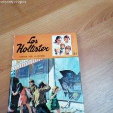 Libri di seconda mano: LOS HOLLISTER CONTRA LOS LADRONES, JERRY WEST. Lote 243422885