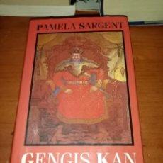 Livros em segunda mão: GENGIS KAN. EL SOBERANO DEL CIELO. PAMELA SARGENT. EDITADO POR CIRCULO DE LECTORES. EST23B6. Lote 243461185