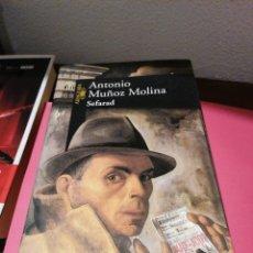 Libros de segunda mano: ANTONIO MUÑOZ MOLINA. SEFARAD. Lote 243474205