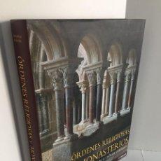 Libros de segunda mano: ÓRDENES RELIGIOSAS Y MONASTERIOS. 2000 AÑOS DE ARTE Y CULTURA CRISTIANOS. KRISTINA KRÚGER.. Lote 243533335