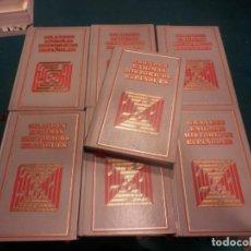 Livres d'occasion: GRANDES ENIGMAS HISTORICOS ESPAÑOLES - LOTE DE 7 LIBROS - VER FOTOS -CIRCULO DE AMIGOS DE LA HISTORA. Lote 243593725