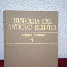 Libros de segunda mano: HISTORIA DEL ANTIGUO EGIPTO. EDITORIAL OCÉANO ÉXITO. 3 TOMOS. AÑO 1983. Lote 243595375