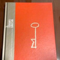 Libros de segunda mano: JOAQUIN TORRES GARCIA DIBUJOS DEL UNIVERSALISMO CONSTRUCTIVO. Lote 243767625