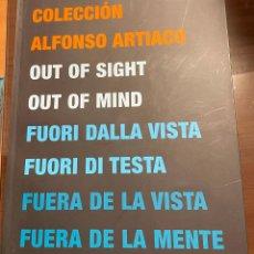 Libros de segunda mano: COLECCION ALFONSO ARTIACO, FUERA DE VISTA,. Lote 243781110