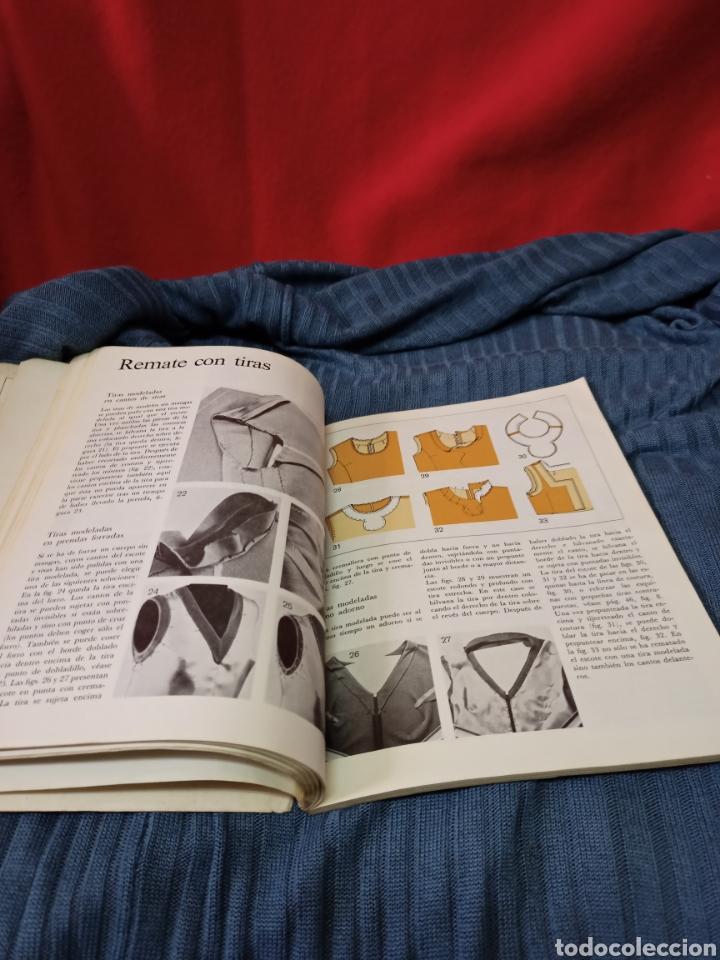 Libros de segunda mano: Muy interesante libro Burda El placer de coser .En español. - Foto 3 - 243786945