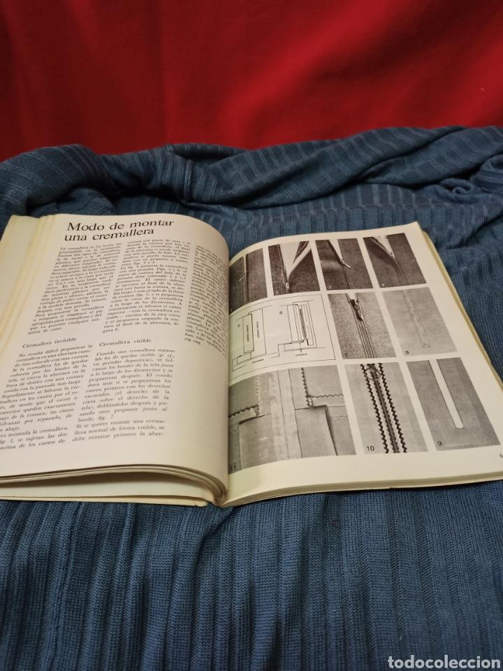 Libros de segunda mano: Muy interesante libro Burda El placer de coser .En español. - Foto 4 - 243786945