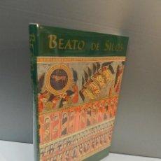 Libros de segunda mano: LIBRO ESTUDIOS BEATO LIEBANA CODICE DE SILOS EDITORIAL MOLEIRO NO FACSIMIL. Lote 243791530