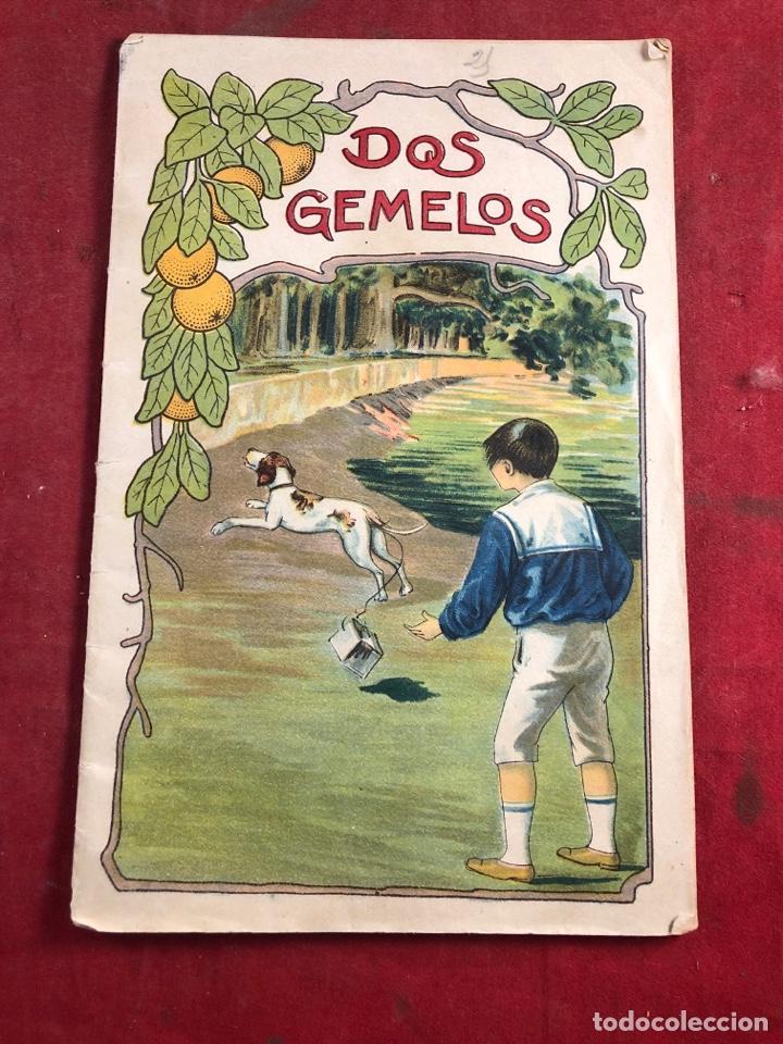 DOS GEMELOS (Libros de Segunda Mano - Literatura Infantil y Juvenil - Otros)