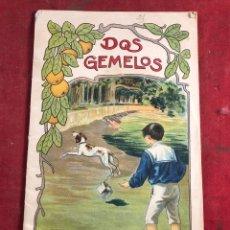 Libros de segunda mano: DOS GEMELOS. Lote 243793850