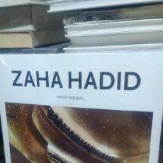 Libros de segunda mano: ZAHA HADID, PHILIP JODIDIO, ED. TASCHEN. Lote 243817860