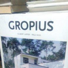Libros de segunda mano: GROPIUS, GILBERT LUPFER PAUL SIGEL, ED. TASCHEN. Lote 243818010
