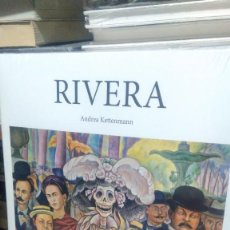 Libros de segunda mano: RIVERA, ANDREA KETTENMAN, ED. TASCHEN. Lote 243818160