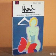Libros de segunda mano: EDUARDO URCULO / CARLOS MOYA. Lote 243833680