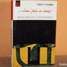 Libros de segunda mano: JULIAN MARTIN DE VIDALES / TERESA SOUBRIET. Lote 243833960