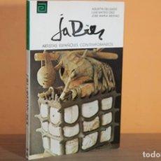Libros de segunda mano: JOSE ANTONIO DIEZ / AGUSTIN DELGADO,LUIS MATEO DIEZ. Lote 243834060