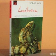Libros de segunda mano: LUCIO MUÑOZ / SANTIAGO AMON. Lote 243834180