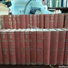 Libros de segunda mano: LA COMEDIA HUMANA-30 TOMOS COMPLETA-HONORATO DE BALZAC-SELECCIONES EDITORIAL LOREN,1969,MIRAR FOTOS. Lote 243838140