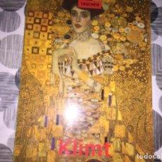 Libros de segunda mano: GUSTAV KLIMT 1862-1918. BENEDIKT TASCHEN. Lote 243908125