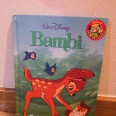 Libros de segunda mano: WALT DISNEY BAMBI. Lote 243911520