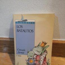 Libros de segunda mano: LOS BATAUTOS CONSUELO ARMIJO. Lote 243911740