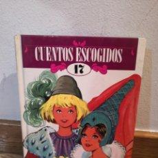 Libros de segunda mano: CUENTOS ESCOGIDOS 17. Lote 243912065