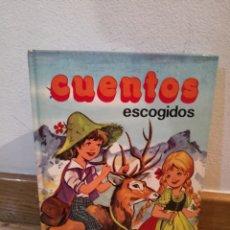 Libros de segunda mano: CUENTOS ESCOGIDOS VOLUMEN 3 III. Lote 243912445