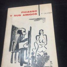Libros de segunda mano: FERNANDE OLIVIER. PICASSO Y SUS AMIGOS.1964. TAURUS. Lote 243983440