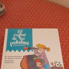 Libros de segunda mano: EL COFRE DE LAS PALABRAS.AKAL.. Lote 243988340