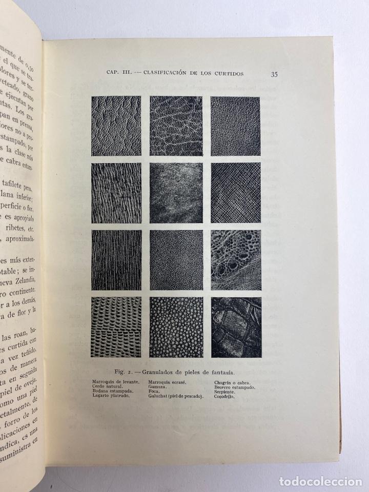Libros de segunda mano: L-5836. MANUFACTURA DE ARTICULOS DE PIEL. G.C.MOSELEY. ED. GUSTAVO GILI, 1944. - Foto 7 - 244183885