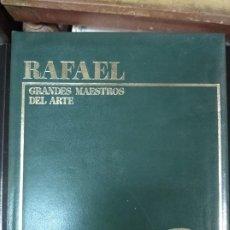 Libros de segunda mano: RAFAEL. GRANDES MAESTROS DEL ARTE.. Lote 244448505