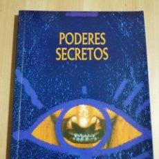 Libros de segunda mano: PODERES SECRETOS (COLECCIÓN OCULTISMO Y PARAPSICOLOGÍA) EDICIONES UNIVERSIDAD Y CULTURA. Lote 244451705