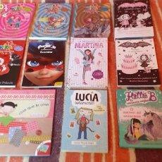Libros de segunda mano: LOTE LIBROS INFANTILES. Lote 244523920