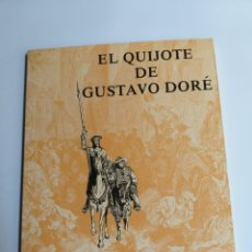 Libros de segunda mano: EL QUIJOTE DE GUSTAVO DORE EH COLECCIÓN ERISA ILUSTRATIVA . GRABADOS. Lote 244554410