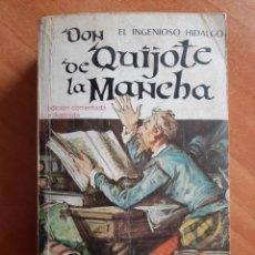 Libros de segunda mano: 1974 DON QUIJOTE - CERVANTES /ILUSTRADO. Lote 244568705