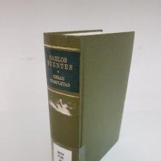 Libros de segunda mano: OBRAS COMPLETAS. CARLOS FUENTES. AGUILAR VOL 1. Lote 244604400