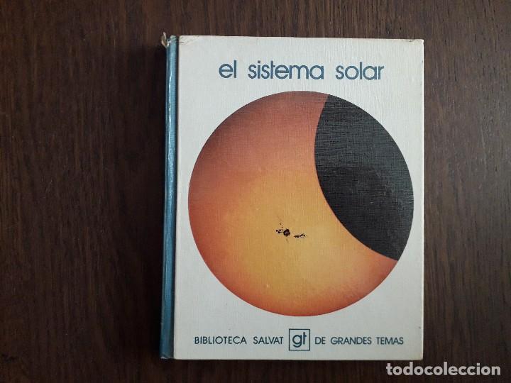 LIBRO USADO, EL SISTEMA SOLAR, BIBLIOTECA SALVAT DE GRANDES TEMAS. (Libros de Segunda Mano - Bellas artes, ocio y coleccionismo - Otros)