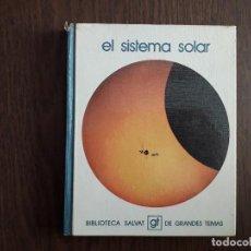 Libros de segunda mano: LIBRO USADO, EL SISTEMA SOLAR, BIBLIOTECA SALVAT DE GRANDES TEMAS.. Lote 244722380