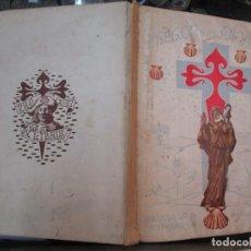 Libros de segunda mano: GALICIA RARO - ' PREGON DEL AÑO SANTO COMPOSTELANO 1954 ' - PLENO FOTOS, PUBLICIDAD COLABORACIONES +. Lote 244765650