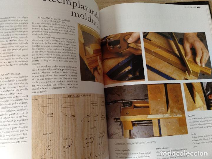 Libros de segunda mano: Una guía paso a paso para la restauración y reparación de muebles. Alan Smith / Chris Jarrey - Foto 7 - 244880095