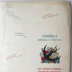 Libros de segunda mano: COL·LECCIÓ DE DEDICATÒRIES MANUSCRITES A ROMÀ BONET I SINTES (BON) AMB MOTIU DE L'EXPOSICIÓ.... Lote 244973725