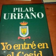 Livros em segunda mão: YO ENTRÉ EN EL CESID. PILAR URBANO. EST23B1. Lote 245009475