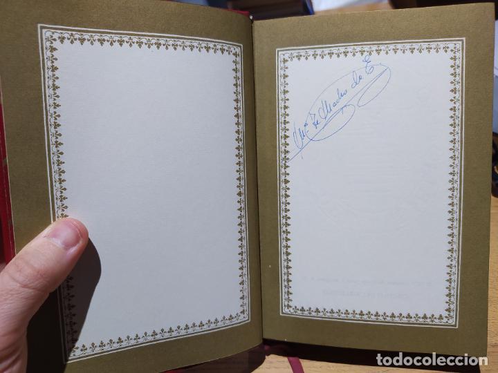 Libros de segunda mano: Ciencia Heroyca del blasón, facsímil de la de 1780. Tirada limitada y numerada. nº 414, 1979 RARO - Foto 14 - 245061345