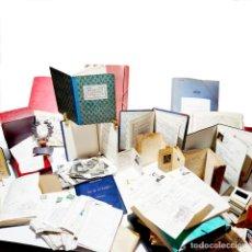 Libros de segunda mano: EXTRAORDINARIO LOTE DE DOCUMENTO PERSONALES Y ARCH. FOTOGRÁFICO PERSONAL DEL POETA GONZALO SOBEJANO.. Lote 245072800